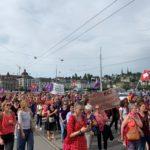 Frauenstreik 2019 Luzern