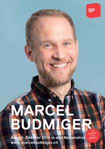 Marcel Budmiger in den Nationalrat