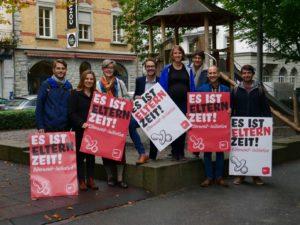 SP-Initiative für Elternzeit in Luzern