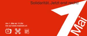 Solidarität. Jetzt erst recht!