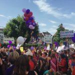 Frauenstreik 2019 in Luzern
