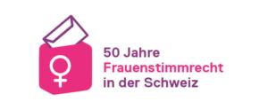 50 Frauenstimmrecht in der Schweiz
